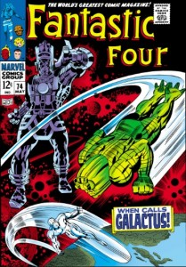 Fantastic Four Issue Seventy-Four 74