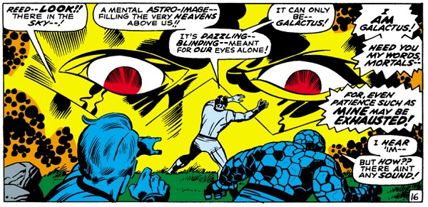 Fantastic Four Issue Seventy-Five 75