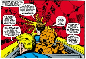 Fantastic Four Issue Seventy-Six 76