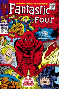 Fantastic Four Issue Seventy-Seven 77