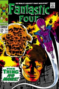 Fantastic Four Issue Seventy-Eight 78