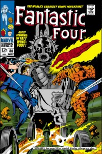 Fantastic Four Issue Eighty 80