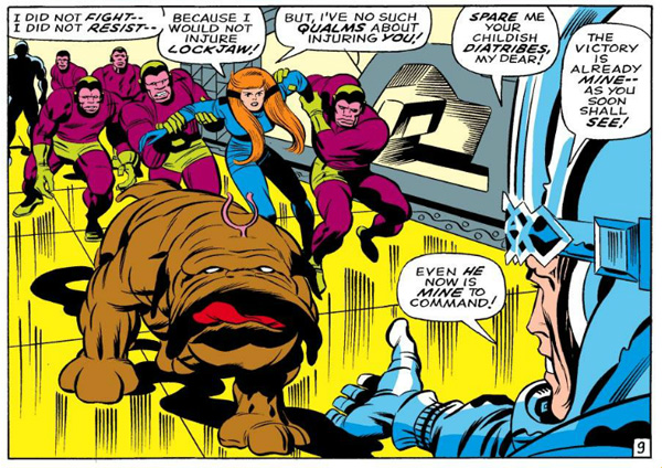 Fantastic Four Issue Eighty-Two 82