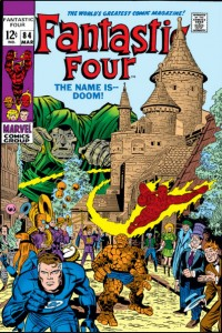 Fantastic Four Issue Eighty-Four 84