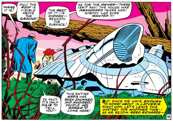 Fantastic Four Issue Eighty-Five 85