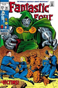 Fantastic Four Issue Eighty-Six 86