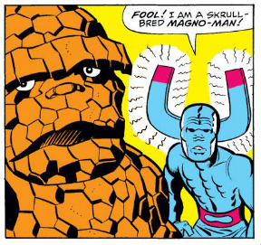 Fantastic Four Issue Ninety-Two 92