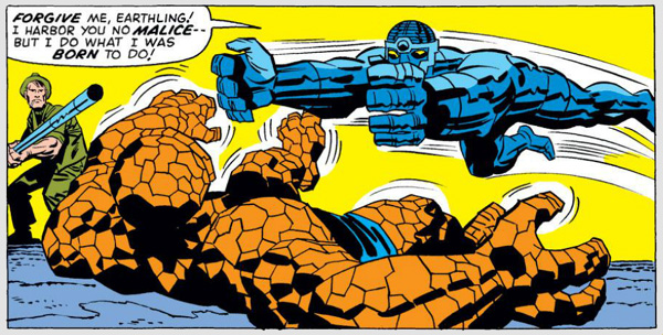Fantastic Four Issue Ninety-Three 93