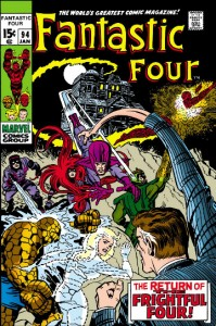 Fantastic Four Issue Ninety-Four 94