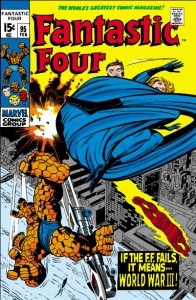 Fantastic Four Issue Ninety-Five 95