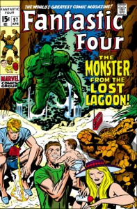 Fantastic Four Issue Ninety-Seven 97