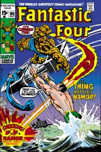 Fantastic Four Issue One Hundred and Three 103 cover