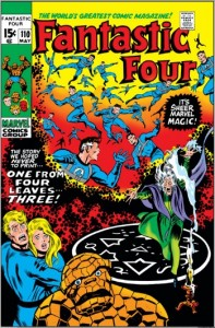 Issue One Hundred and Ten, May 1971