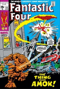Issue One Hundred and Eleven, June 1971