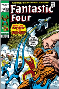 Issue One Hundred and Fourteen, Sept 1971