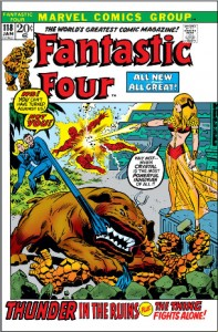 Issue One Hundred and Eighteen, Jan 1972