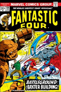Fantastic Four Issue 130
