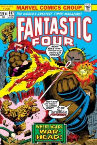 Fantastic Four Issue 137