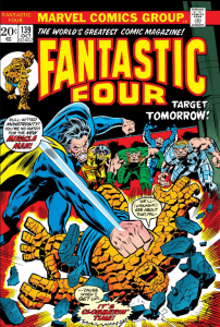 Fantastic Four Issue 139