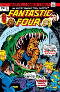 Fantastic Four 161 cover