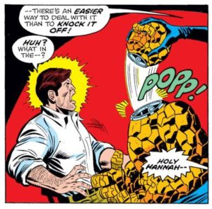 Thing Suit Fantastic Four 170