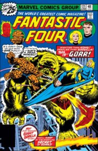 Fantastic Four 171 cover