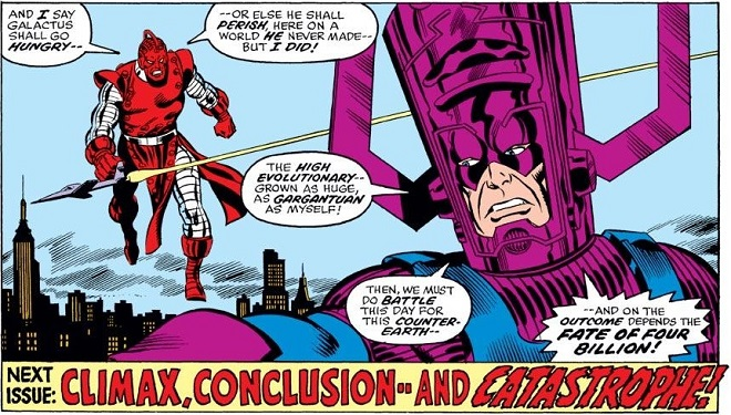 Galactus High Evolutionary