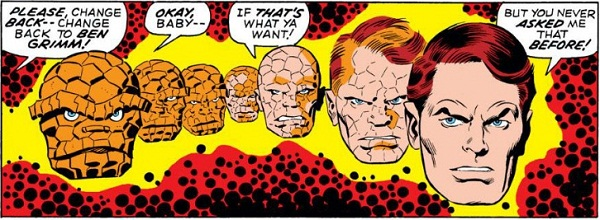 107. And Now-The Thing - Fantastic Four 1 by 1Fantastic Four 1 by 1